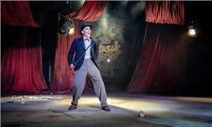 Link to event Lion | SECONDARY SCHOOL – The Weird And Magical Abracadabra Circus Show